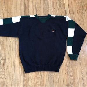 Tommy Hilfiger Medium Color Block Sweater Pullover